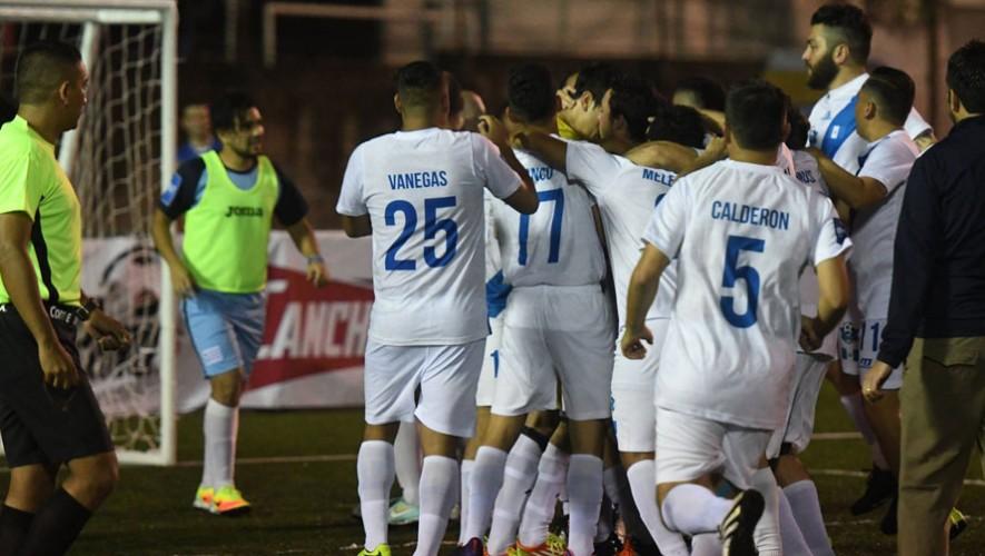 En su último encuentro, Guatemala fue derrotado por Argentina en la tanda de penales. (Foto: IFA7)