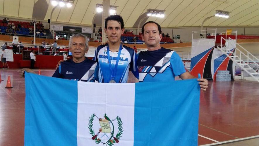 Padilla y Rodas brillaron en el Campeonato realizado en territorio mexicano. (Foto: Comité Olímpico Guatemalteco)