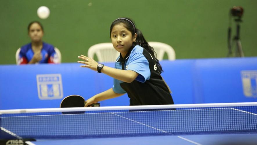 Jenny Cux fue la atleta más destacada al ser parte de las dos medallas que consiguió la delegación en Perú. (Foto: Unión Latinoamericana de Tenis de Mesa)