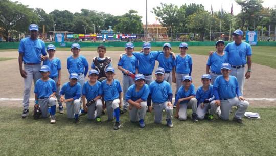 Los niños guatemaltecos se encuentran en la ciudad de Managua disputando dicho campeonato. (Foto: Fedebeis)