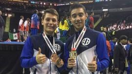 Guido Abdalla hizo historia al obtener la primera medalla de oro en un Mundial de Karate. (Foto: KSK Guatemala)