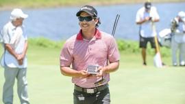 Toledo sigue con su participación en el PGA Tour de Latinoamérica. (Foto: Enrique Berardi/PGA TOUR)