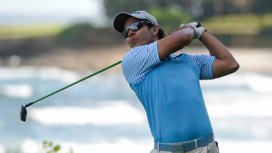 El guatemalteco buscará mejorar su desempeó de esta temporada en el Open de Punta del Este. (Foto: PGA TOUR Latinoamérica)
