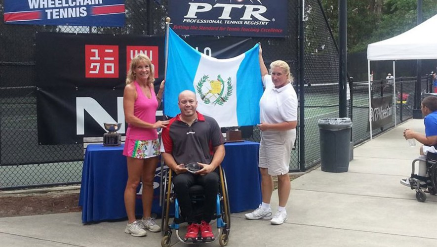 Este es el segundo torneo consecutivo que disputa Julio en Estados Unidos. (Foto: Julio Cesar Rueda)