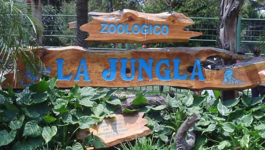 Zoológico La Jungla Mundo Petapa