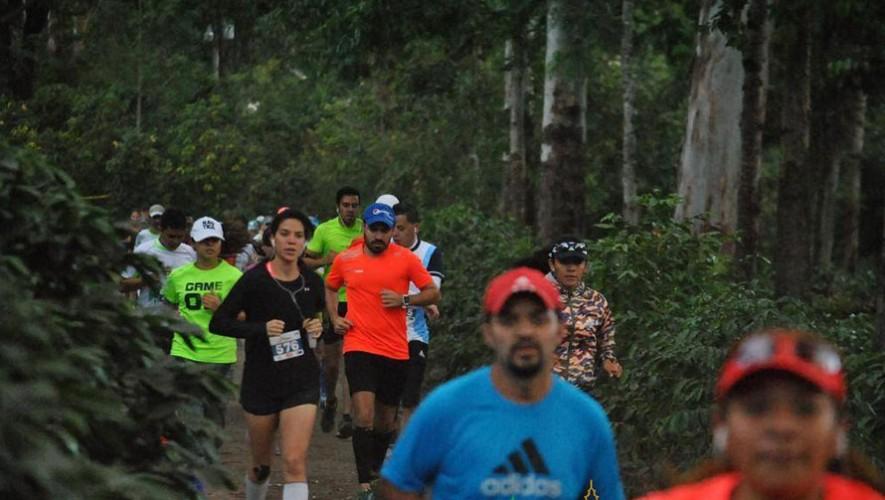 La Antigua Maratón | Diciembre 2016