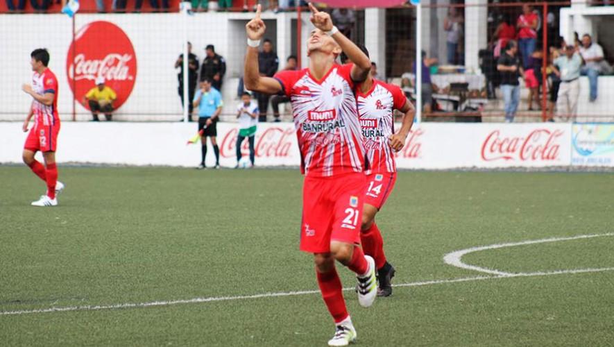 Partido de Malacateco vs Cobán, por el Torneo Apertura | Octubre 2016