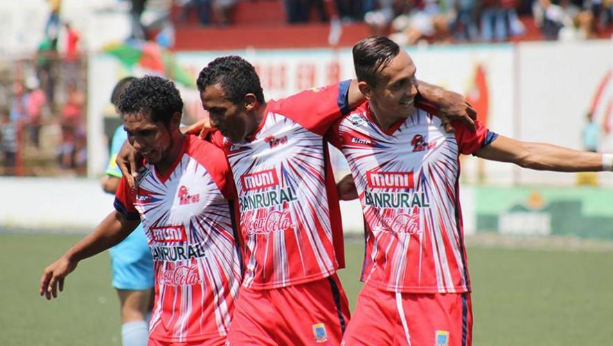 Partido de Malacateco vs Mictlán, por el Torneo Apertura | Octubre 2016