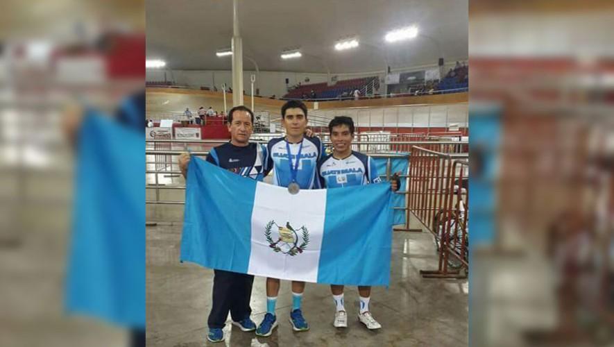 Rodas nuevamente se consagró en México, luego de plata conseguida en el 2015 en Ruta. (Foto: Comité Olímpico Guatemalteco)