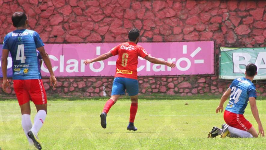 Partido de Mictlán vs Municipal, por el Torneo Apertura | Octubre 2016