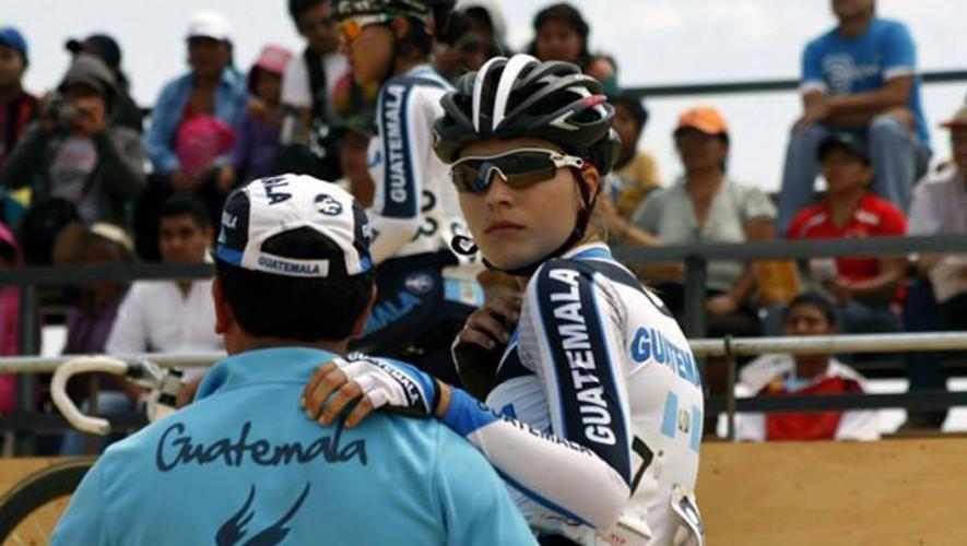 Nicolle competirá ante el calor extremo de Catar, donde participará en la categoría élite femenina. (Foto: COG)