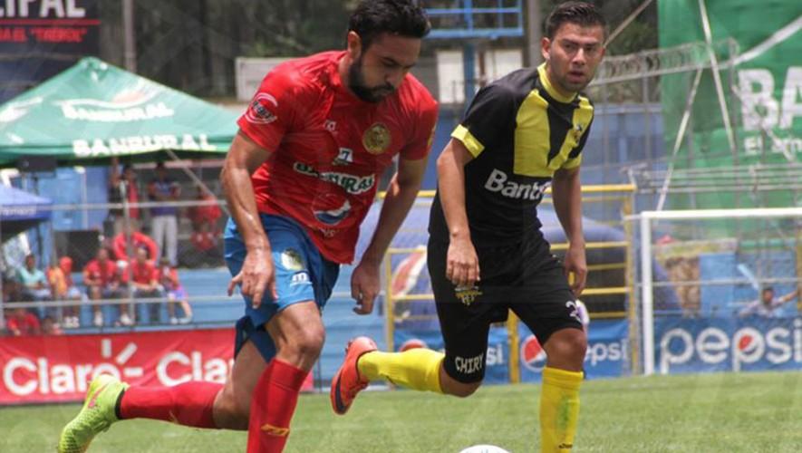 Partido de Petapa vs Municipal, por el Torneo Apertura | Octubre 2016