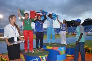(Foto: Atletismo ElSalvador La Fede)