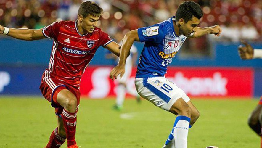 Suchitepéquez definirá su pase a la siguiente ronda ante el FC Dallas. (Foto: Concacaf)