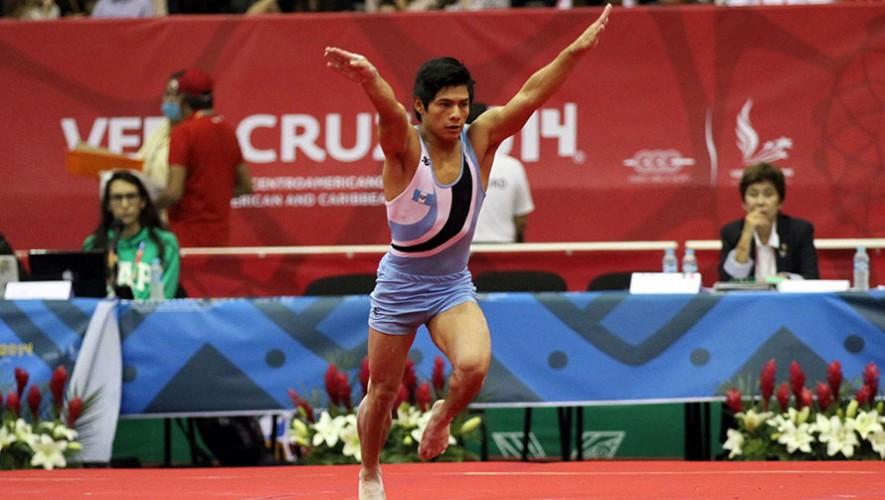 Jorge Vega se convirtió en el primer guatemalteco en ganar una medalla en un Mundial de Gimnasia. (Foto: COG)