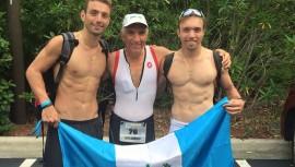 Tanto Rolando como Christian consiguieron su pase al Mundial de Triatlón 2017. (Foto: Rolando Farrach)