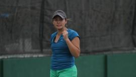 Galindo forma pareja en dobles con la mexicana, Haina Franco. (Foto: Rackets & Golf)