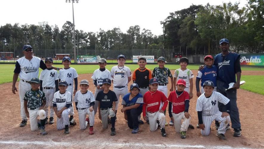 La selección Pre-infantil de Guatemala está más que lista para disputar el Campeonato en Nicaragua. (Foto: Fedebeis)