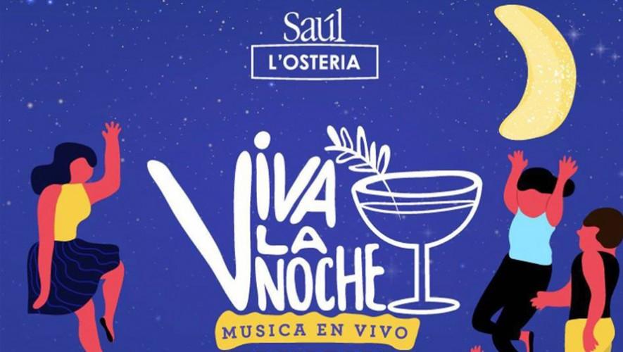 Concierto de Tijuana Love en Saúl L'Ostería | Octubre 2016