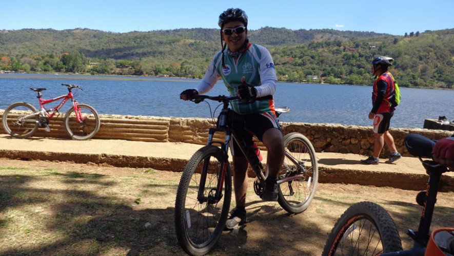 Travesía MTB en la Laguna del Pino   Octubre 2016