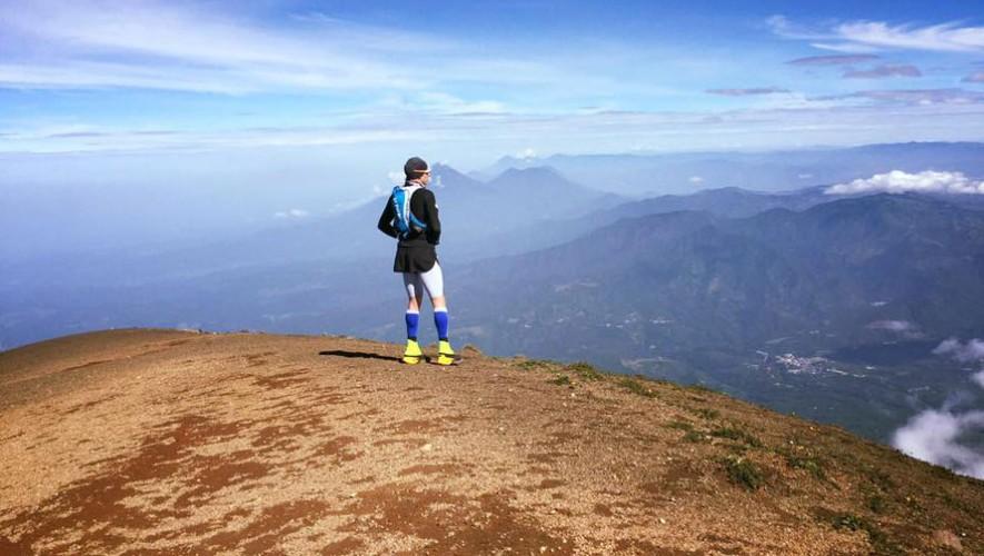 Carrera Ultra Trail Guatemala |Noviembre 2016