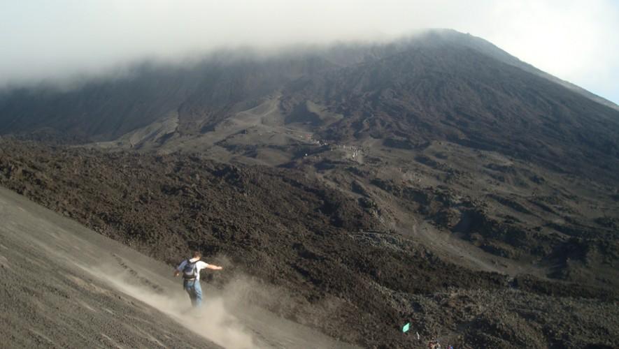 Viaje de un día al Volcán de Pacaya y Finca El Barretal | Octubre 2016