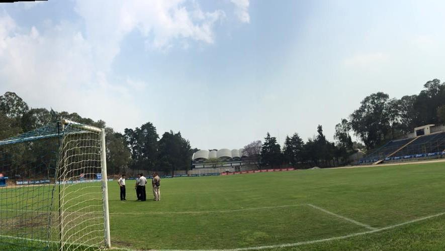 Estadio Revolución