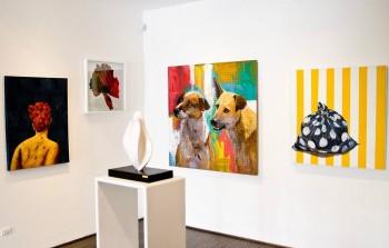 Exposición Arte en Mayo 2016. (Foto: Fundación Rozas-Botrán)