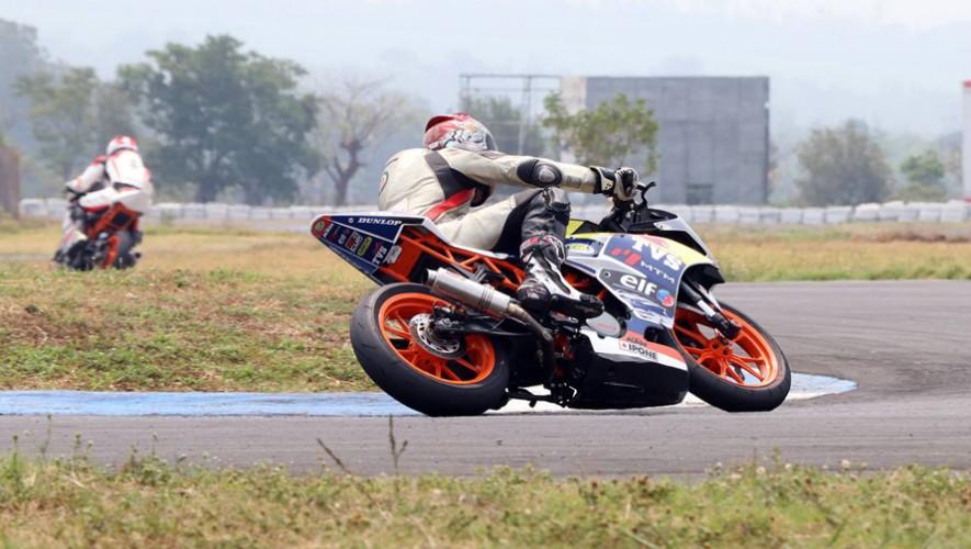 Los guatemaltecos que manejen una motocicleta por 24 horas ganarán una nueva moto. (Foto: Autódromo Pedro Cofiño)