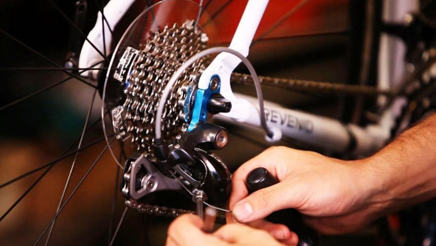 Taller de Mecánica Básica para bicicletas en Cycle Works   Noviembre 2016