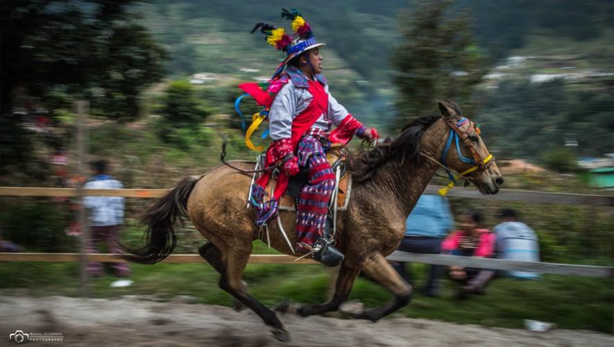 Conoce la historia de la Carrera de las Ánimas en Huehuetenango. (Foto: Byron Villatoro)