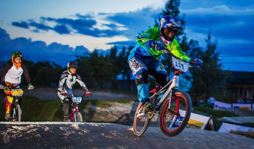 Campeonato Centroamericano de BMX en Guatemala |Noviembre 2016