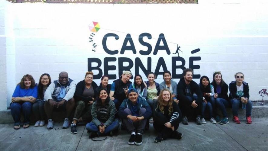 (Foto:Casa Bernabe Funproni Guatemala)