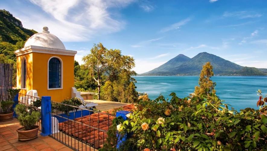 Casa Palopó se encuentra fuera de la villa de Santa Catarina Palopó. (Foto: Forbes/Casa Palopó)