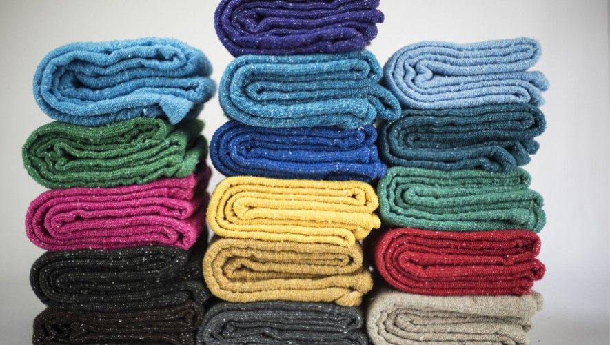Colecta de ponchos y suéteres en La Mancha del Quijote   Noviembre