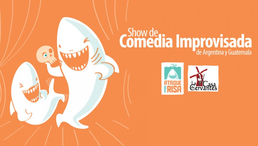 Show de Comedia Improvisada en La Casa de Cervantes   Noviembre 2016