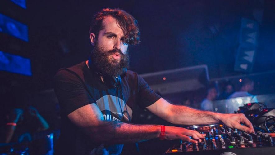 Presentación del DJ español Coyu en The Secret Garden | Diciembre 2016