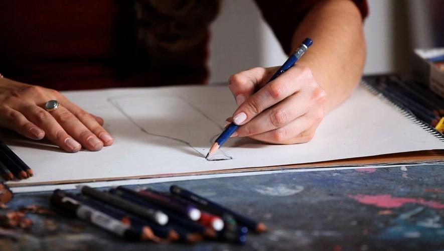 Curso de dibujo lineal y sketching en Platino | Noviembre 2016