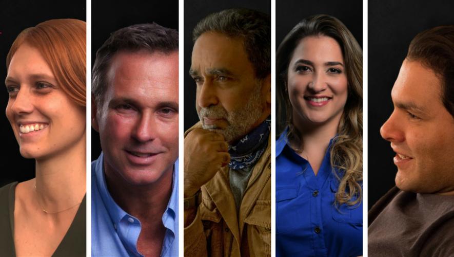 Convergencia: TEDxGuatemala en Salón Azaria Paseo Cayalá | Diciembre 2016