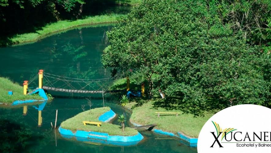 (Foto: Ecohotel Xucaneb)