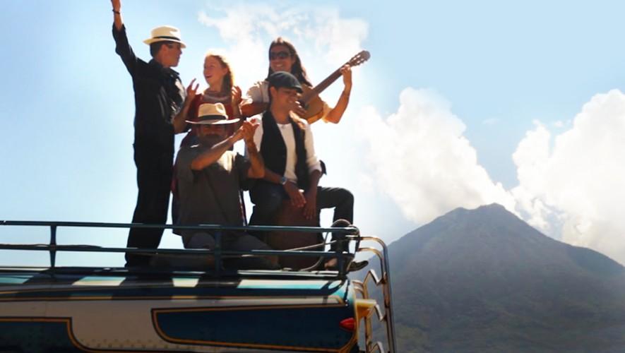 Alex Dettoni captura los lugares más genuinos de Antigua Guatemala y sus alrededores. (Foto: Captura YouTube)