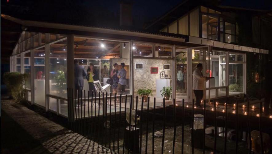 Escaparate: Venta de productos de diseñadores guatemaltecos en Casa Llerandi   Noviembre 2016
