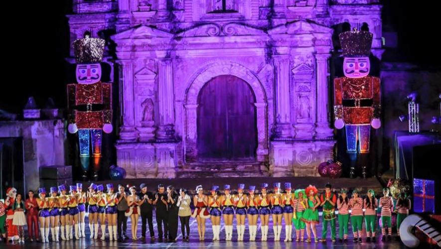 Navidad Fantástica en la Ermita de la Santa Cruz Antigua Guatemala | Diciembre 2016