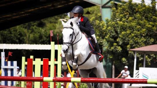 Las competencias de este Festival se realizan en el Club Ecuestre El Cortijo. (Foto: Prensa ANEG)