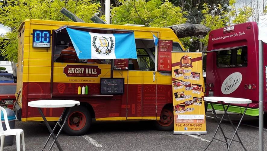 Festival de Food Trucks en zona 16