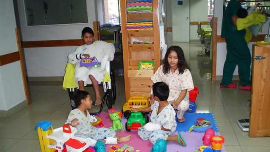 (Foto: Fundación para niños quemados Guatemala)
