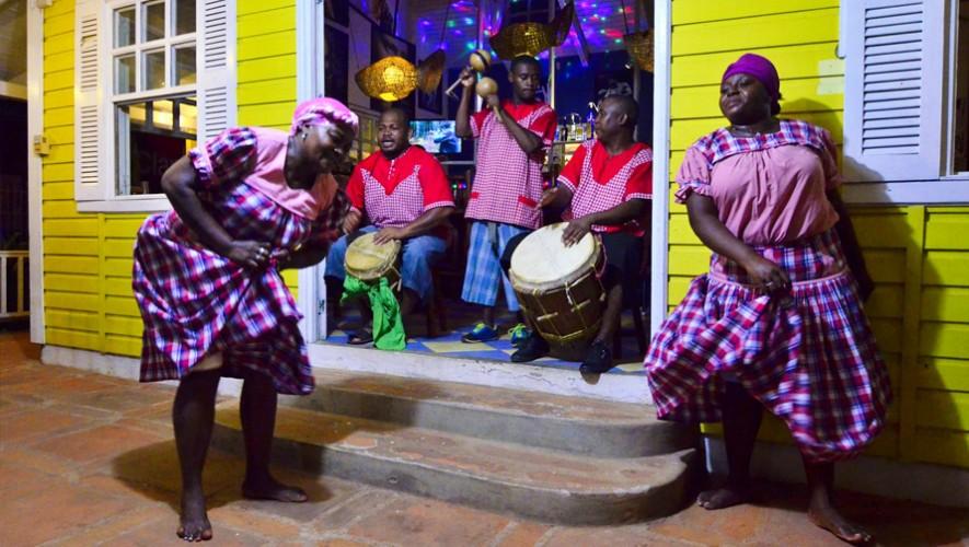 El fotógrafo guatemalteco Rony Rodríguez captó la esencia de los garífunas.(Foto: Rony Rodríguez)
