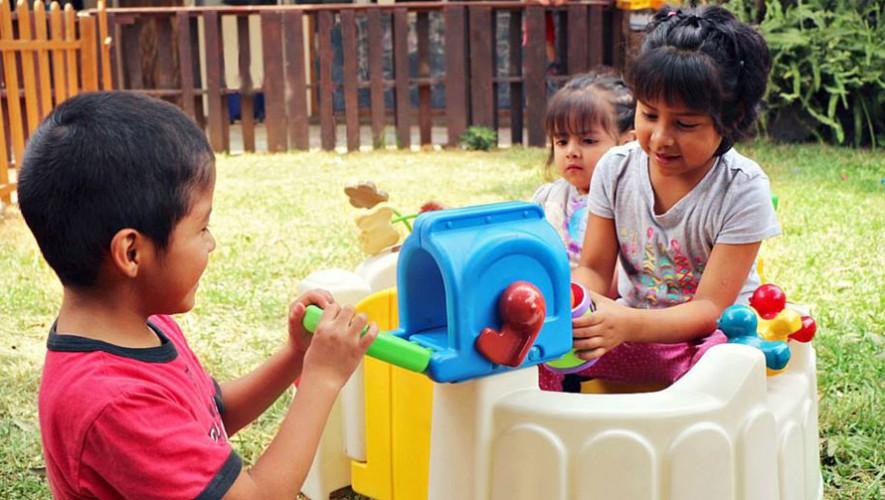 (Foto: Hogar de niños Fátima)