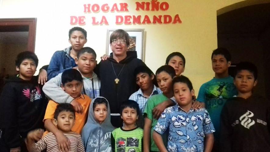 (Foto: Hogar Niño de la Demanda)
