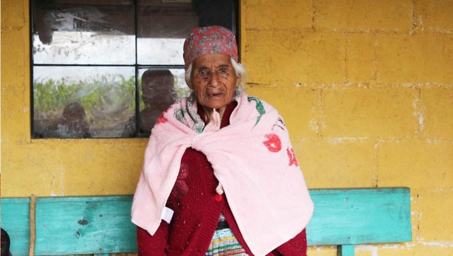Juana Chox Yac podría ser la mujer más longeva del mundo con 122 años. (Foto: Facebook Noticias Sololá NS)